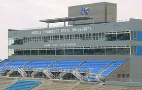 "Johnny ""Red"" Floyd Stadium"