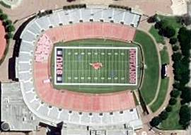 Gerald R Ford Stadium